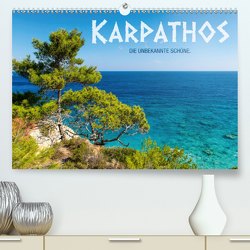 Karpathos – die unbekannte Schöne (Premium, hochwertiger DIN A2 Wandkalender 2020, Kunstdruck in Hochglanz) von Mitchell,  Frank
