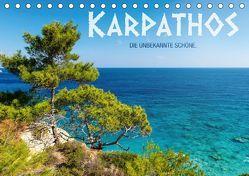 Karpathos – die unbekannte Schöne (Tischkalender 2019 DIN A5 quer)