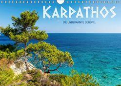 Karpathos – die unbekannte Schöne (Wandkalender 2019 DIN A4 quer)