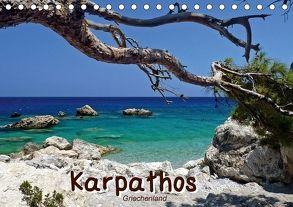 Karpathos / Griechenland (Tischkalender 2018 DIN A5 quer) von Reiter,  Monika