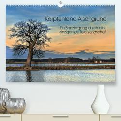 Karpfenland Aischgrund (Premium, hochwertiger DIN A2 Wandkalender 2020, Kunstdruck in Hochglanz) von silvimania