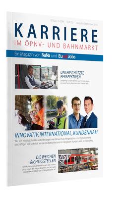 Karriere im ÖPNV- und Bahnmarkt von Kerstin,  Zapp