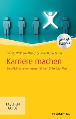 Karriere machen von Klein,  Harald Wolfram, Zarzar,  Carolina Butto