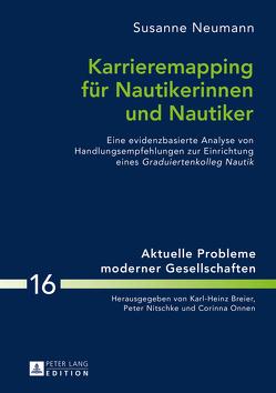 Karrieremapping für Nautikerinnen und Nautiker von Neumann,  Susanne