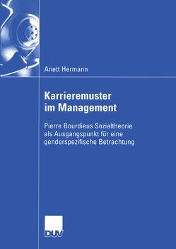 Karrieremuster im Management von Hermann,  Anett