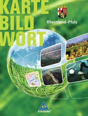 Karte Bild Wort / Karte Bild Wort: Grundschulatlanten – Ausgabe 2008 von Meutsch,  Lothar, Rettinger,  Angelika, Steinbrecher,  Hans-Arno, Thielecke,  Wilfried