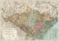 Karte der Prignitz von Holzrichter,  Michael, Sotzmann,  Daniel F