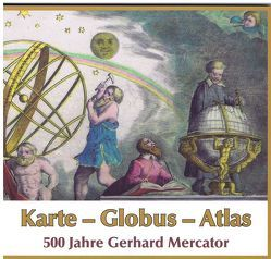 Karte – Globus – Atlas von Landesbibliothek Oldenburg, Recke,  Michael, Remmers,  Michael
