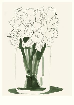 Daffodils (Postkarte, 20 Ex) von Niemann,  Christoph