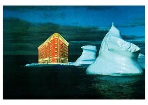 Hotel Series 2 (Postkarte, 20 Ex) von Ungerer,  Tomi
