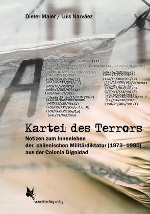 Kartei des Terrors von Maier,  Dieter, Narváez,  Luis