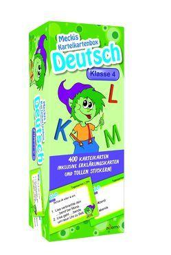 Karteibox Deutsch Klasse 4