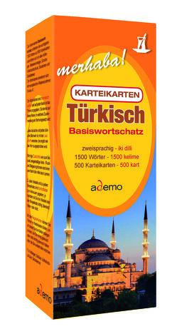 Karteikarten – Basiswortschatz Türkisch