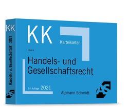 Karteikarten Handels- und Gesellschaftsrecht von Haack,  Claudia
