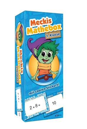 Karteikarten Meckis Mathebox 1. Klasse