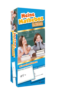 Karteikarten Meine Mathebox 5. Klasse