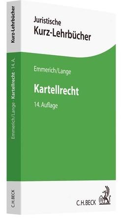 Kartellrecht von Emmerich,  Volker, Lange,  Knut Werner