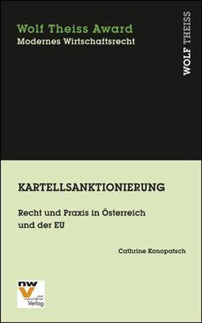 Kartellsanktionierung von Konopatsch,  Cathrine