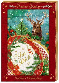Karten-Dose – Christmas Greetings