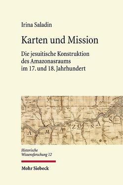 Karten und Mission von Saladin,  Irina