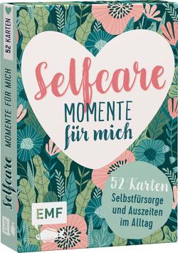 Kartenbox Selfcare: Momente für mich –52 Karten für mehr Selbstfürsorge und kleine Auszeiten im Alltag