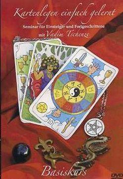 Kartenlegen einfach gelernt von Tschenze,  Vadim