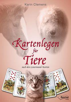 Kartenlegen für Tiere von Clemens,  Karin