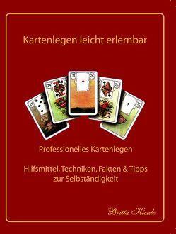 Kartenlegen leicht erlernbar von Kienle,  Britta