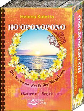 Kartenset: Ho'oponopono – Die heilsame Kraft der Vergebung von Kaletta,  Helena