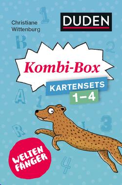 Weltenfänger: Kartenset-Kombibox (Wörter und Zahlen) von Wittenburg,  Christiane