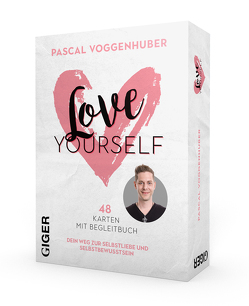 Kartenset Love Yourself von Voggenhuber,  Pascal