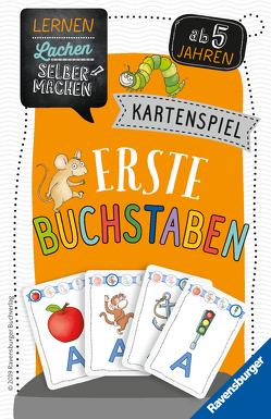 Kartenspiel Erste Buchstaben von Koppers,  Theresia, Siegmund,  Sybille