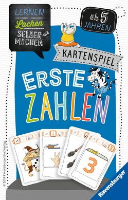 Kartenspiel Erste Zahlen von Koppers,  Theresia, Siegmund,  Sybille