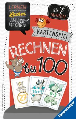 Kartenspiel Rechnen bis 100 von Diehl,  Hannah, Koppers,  Theresia, Stiefenhofer,  Martin
