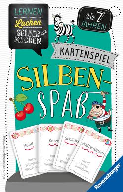 Kartenspiel Silbenspaß von Koppers,  Theresia, Spitznagel,  Elke