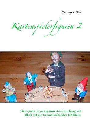 Kartenspielerfiguren 2 von Müller,  Carsten