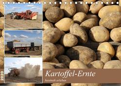 Kartoffel-Ernte – hautnah erleben (Tischkalender 2020 DIN A5 quer) von SchnelleWelten