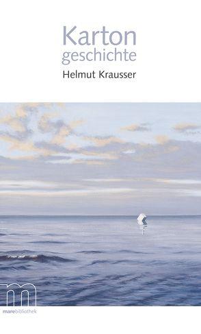 Kartongeschichte von Krausser,  Helmut