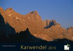 Karwendel 2015 von Ehn,  Wolfgang
