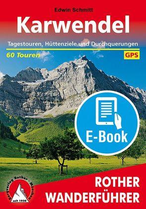 Karwendel (E-Book) von Schmitt,  Edwin