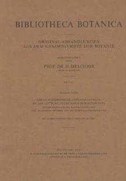 Karyo-systematische Untersuchungen an der Gattung Pulmonaria (Boragina ceae) von Sauer,  Wilhelm