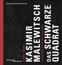 Kasimir Malewitsch. Das schwarze Quadrat von Malsch,  Friedemann, Tregulova,  Zelfira, Vakar,  Irina