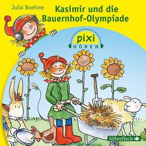 Kasimir und die Bauernhof-Olympiade von Boehme,  Julia, Heidenreich,  Gert