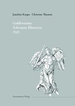 """Kaspar Goldtwurms """"Schemata rhetorica"""" 1545 von Knape,  Joachim, Thumm,  Christine"""