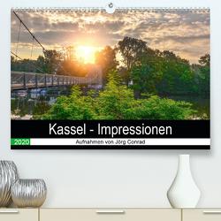 Kassel – Impressionen (Premium, hochwertiger DIN A2 Wandkalender 2020, Kunstdruck in Hochglanz) von Conrad,  Jörg