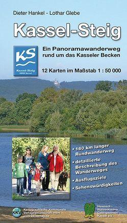 Kassel-Steig von Glebe,  Lothar, Hankel,  Dieter