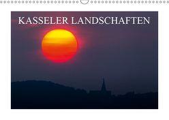 Kasseler Landschaften (Wandkalender 2019 DIN A3 quer) von Rech Naturfotografie,  Stephan