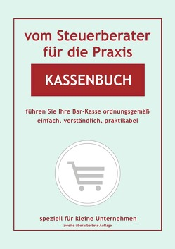 Kassenbuch von Buchem,  Helmut