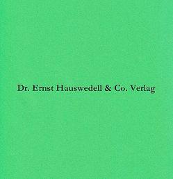 Katalog der Handschriften der Staats- und Universitätsbibliothek Hamburg / Supellex epistolica Uffenbachii et Wolfiorum von Krüger,  Nilüfer