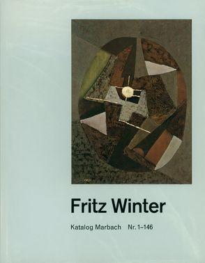 Katalog Marbach. Fritz Winter von Baerlocher,  Herbert